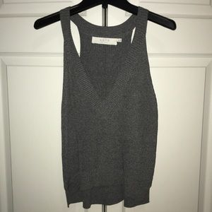 ASTR the label sweater tank top